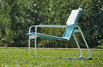 Outdoor Aluminium Lounger
