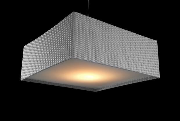 Box Pendant Lamp Lebello Com