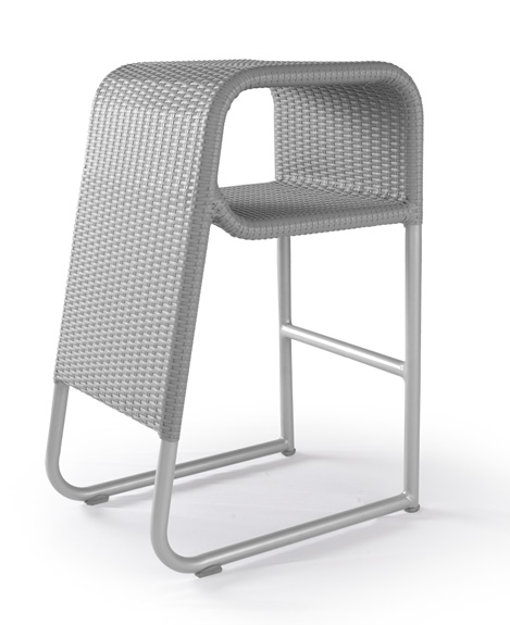 outdoor couter stool