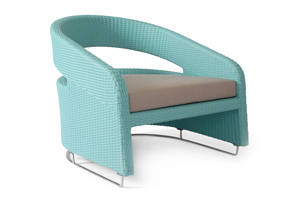 Luxury Outdoor Club Chair
