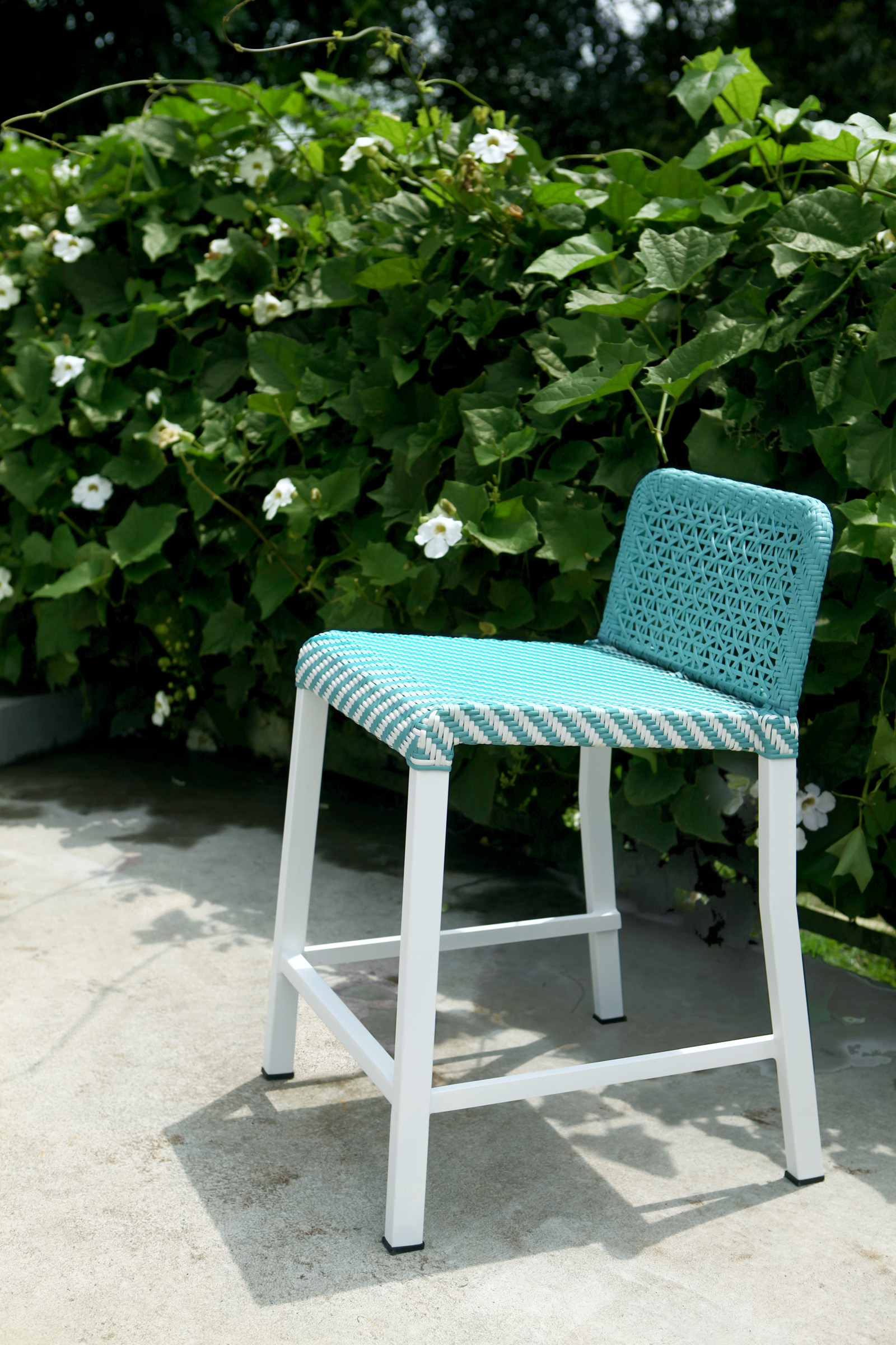 4L Backrest Stool