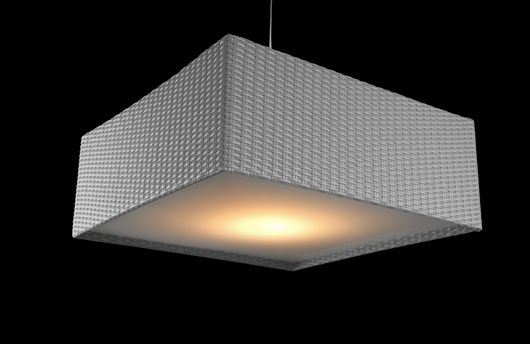 Box Pendant Lamp Lebello