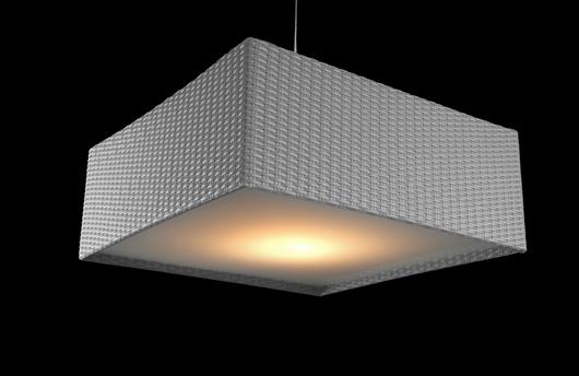 Box Pendant Light ... & Box Pendant Lamp : Lebello.com azcodes.com