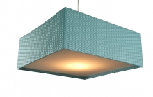 Box Pendant Light