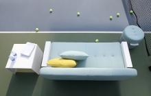 Vaud 2 Sofa