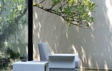 Vaud Club Chair & Table