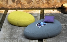 Outdoor Stone Island Seating