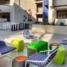 AVA Pasadena, Outdoor Seating Area