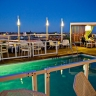 Zentan Restaurant DNV Rooftop Pool Area with Lebello furnitures