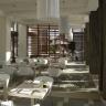 Lebello Chair 6 dining chairs for Marche Restaurant, Long Beach Mauritius