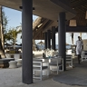 Marshmellow 2 stools perfect for outdoor area for Tides Restaurant.