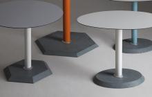 Granite Hexagon Table Base