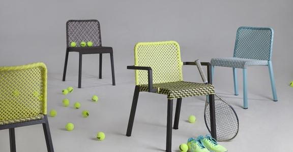 4L Tennis Chair Series
