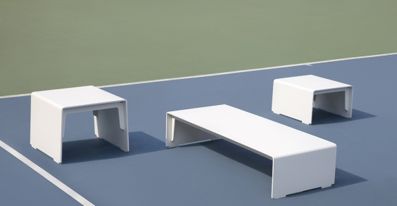 Outdoor Indestructible Tables