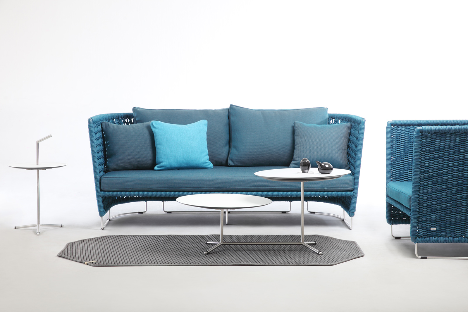 Exclusive Outdoor Rope Club Chair And Sofa 8 Lebello