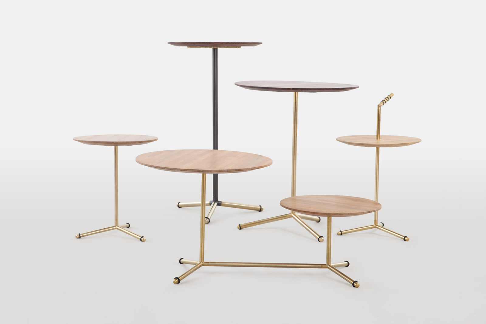 Roots Coffee T Brass Amp Copper Tables By Lebello