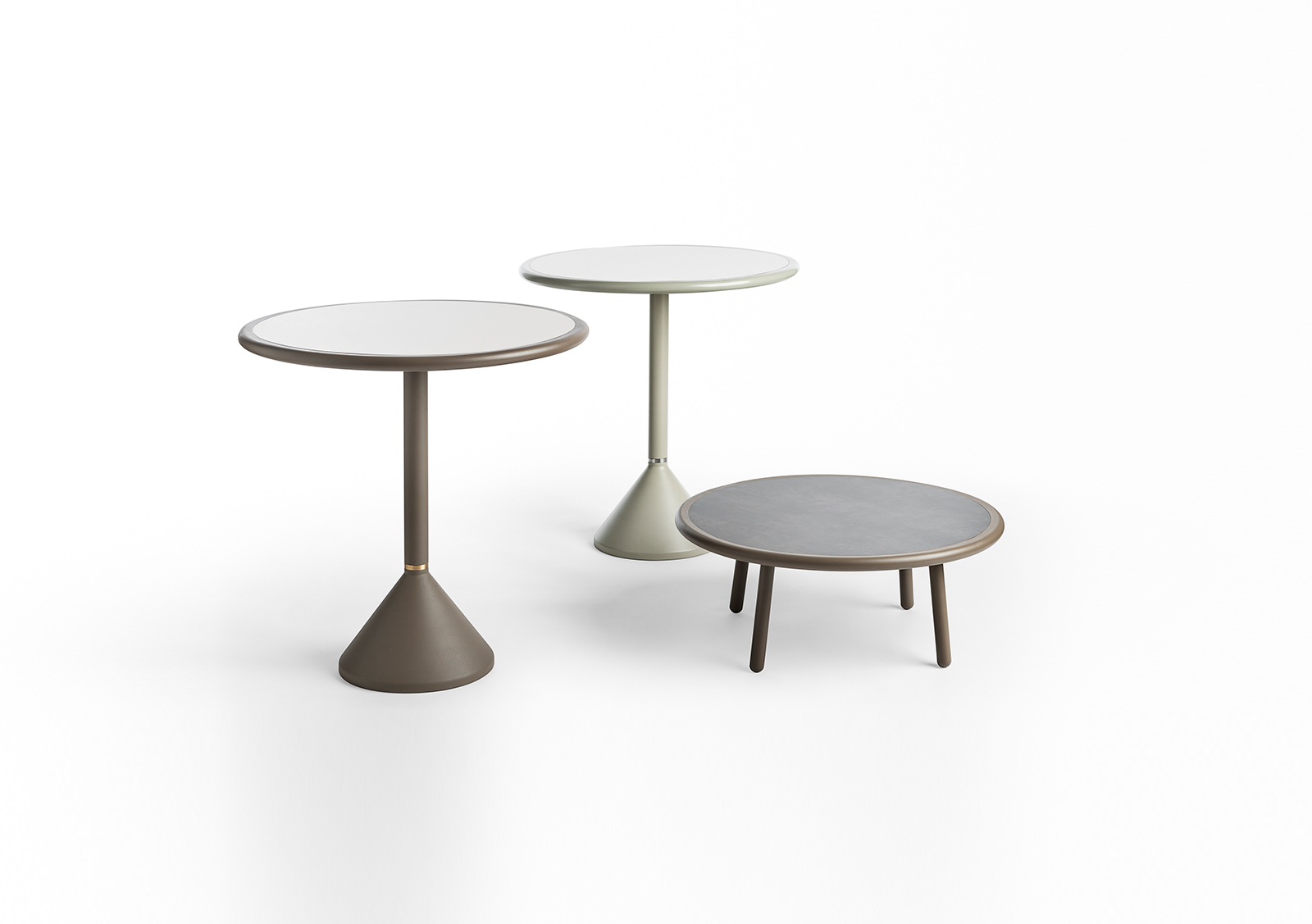 Tubo Round Tables
