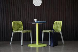 4L Net Chair in Citron