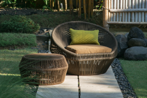 Kokoo Circular Lounge Seating & Tables