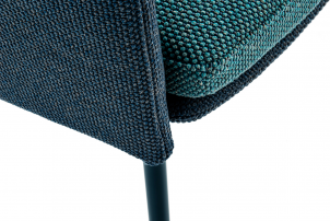 Tubo Chair by Christophe Pillet