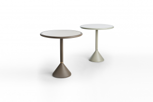 Tubo Outdoor Café Tables