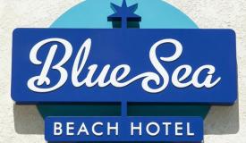 Blue Sea Beach Hotel Logo