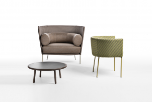 Tubo Club Chair & Sofas