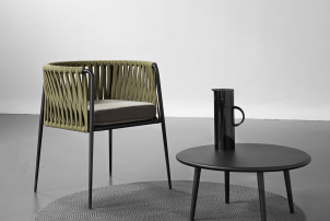 Eclipse Chair & Table